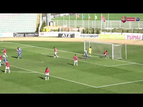 RESUMO - RD ÁGUEDA 2 - 2 CD CINFÃES - 25ª Jornada Campeonato de Portugal - Série B 2018/19