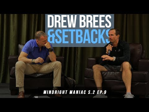 Drew Brees Talking Adversity (Todd Durkin Mastermind Retreat ...