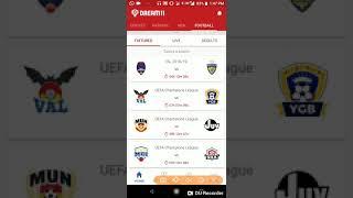 Dream 11 teams football news:-DDFC vs CFC,VAL vs YGB,MUN vs JUV & RM vs VP