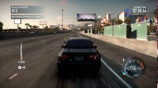 NFS The Run Rival Race with Girls Mila and Meena | Game Tricks