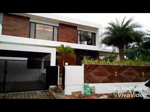 Modern beautiful indian home in madhuvana
