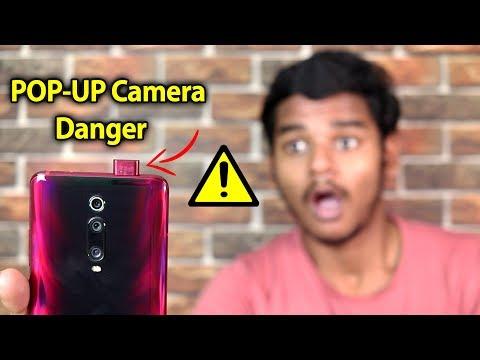 Biggest Problem in All Popup Selfie Camera !