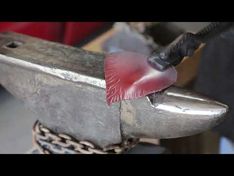 Metal Art Calla Lily, Forged Hand Made Give Away Flower. Forged Blacksmith Flower, Lily.