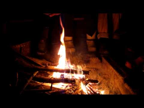 Campfire chat about China