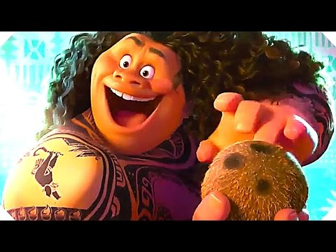 Thumbnail: Disney's MOANA - You're Welcome - FULL Song (Animation, 2016)