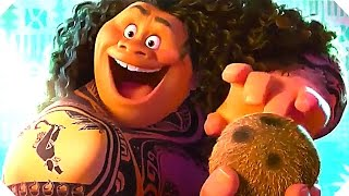 Disney's Moana You're Welcome Full Song Animation, 2016