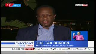 TUJU: Taxation is going to be there, whether Kenya has debts or not | #Checkpoint