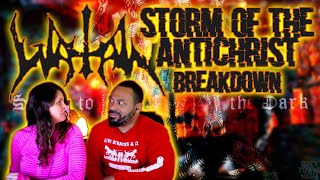 Christians React To WATAIN Storm of the Antichrist!!!