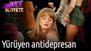 Jet Sosyete 3. Sezon 8. Bölüm - Yürüyen Antidepresan