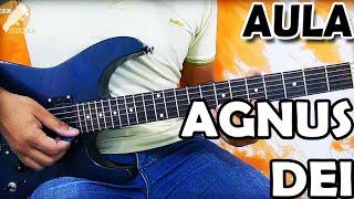 Aula de Guitarra SOLO - Agnus Dei (tutorial Gospel)