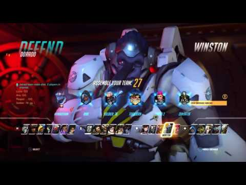 Overwatch - Player Versus Player Gaming