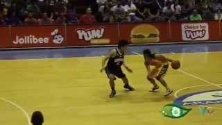 Terrence Romeo - Double Crossover Pull-Up Three. CLUTCH!