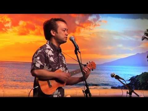 """Living In Paradise"" @SlackKeyShow Daniel Ho Maui's Slack Key Show"