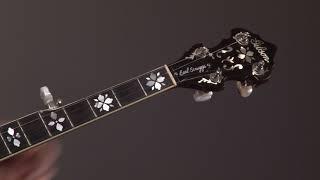 1990 GREG RICH ERA Gibson Scruggs Standard 5 string banjo HOHWALD BANJO WAREHOUSE