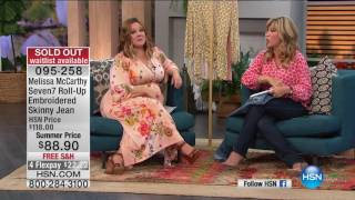 hsn melissa mccarthy seven7 the list special edition 06082017   10 pm