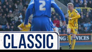 Hughes Strike Settles Tense Clash | Millwall 0 Leicester City 1 | Classic Matches
