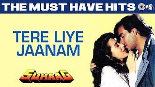 Tere Liye Jaanam - Suhaag | Ajay Devgn & Karisma Kapoor | S. P. Balsubramaniam & Chitra