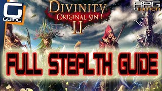 DIVINITY ORIGINAL SIN 2 - Complete Undead Guide (How to build Fane