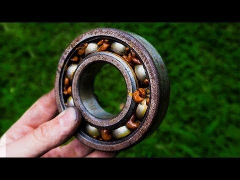 Смотреть Bearing Forged Into Fine Woodworking Tool онлайн