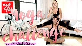 YOGA CHALLENGE   Con Michelle Salas