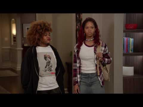 The Johnsons Meet Stunts - black-ish