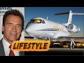 Arnold Schwarzenegger Biography,Wife,Income,Plane,Cars,House and Net Worth
