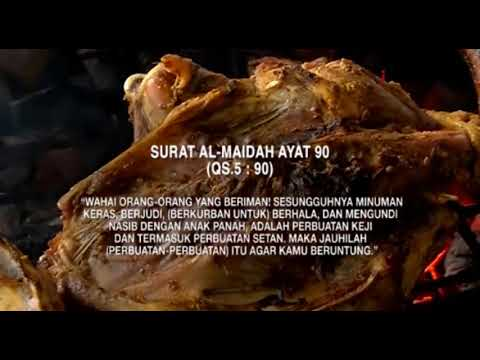 Perbedaan Makanan Halal Dan Haram Menurut Syariat Islam Inews Portal
