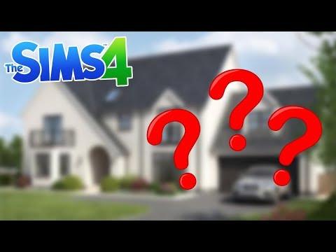 Dream House Speed Build - The Sims 4 thumbnail