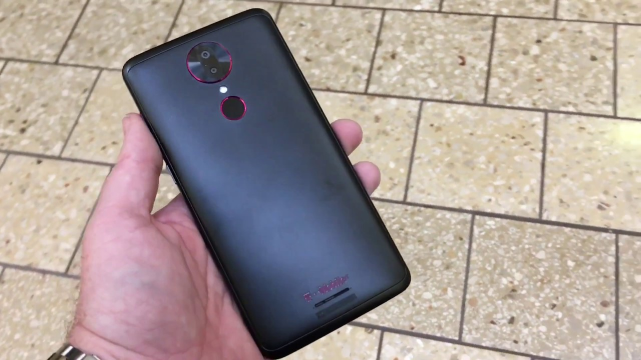 promo code c856f 5426a Worst Phone Ever reviewed on YouTube T-Mobile REVVL Plus