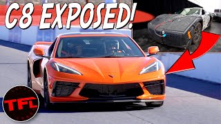 Believe It or Not - The 2020 Corvette Started Life as A Mid-Engine PICKUP TRUCK!