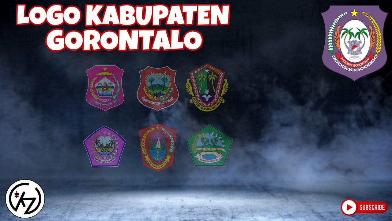 Logo Kabupaten Di Gorontalo Youtube