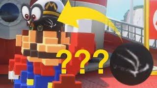 Mario Feels Nothing.