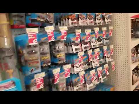 In Store HW at Target- More P Case means More Red Editions! Nostalgia! Monster Jam!