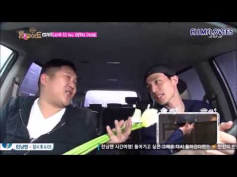 SBS Roommate  Love is an Open Door (Lee Dong Wook feat Jo Se Ho)