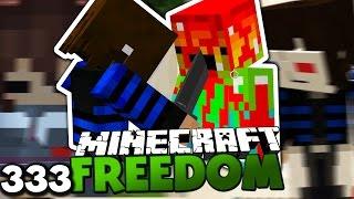 WIR ÜBERNEHMEN DAS KRANKENHAUS! & EIN GRAUSAMER TODESFALL! ✪ Minecraft FREEDOM #333 |  Paluten