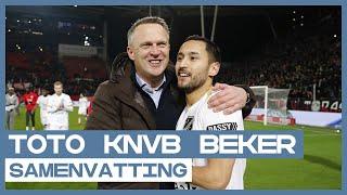 Cupfighter Utrecht verspert Ajax weg naar bekerfinale