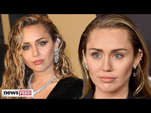Delana's Dish - Miley Cyrus assaulted by crazy fan in Spain
