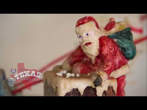 The Texas Bucket List - Santa Claus Museum In Columbus