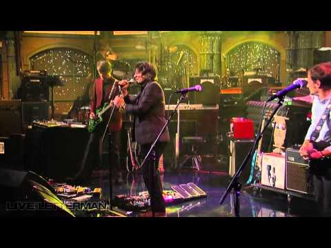 Wilco   Art Of Almost Live on Letterman