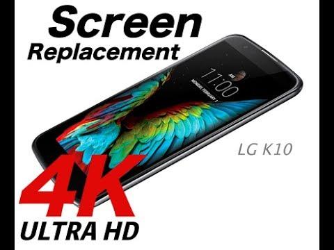 פנטסטי LG K10 Screen replacement - YouTube XC-12