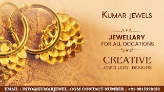 Fashion Earrings by Kumar Jewels - +91-9815328158