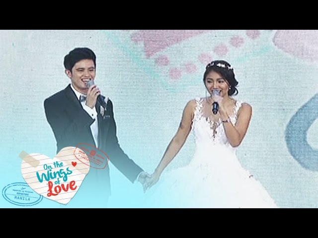 "On The Wings Of Love: Clark and Leah sing ""On The Wings Of Love"""