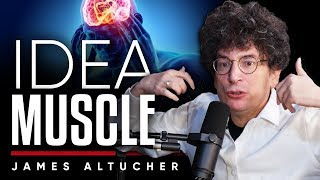 IDEA MUSCLE: How To Come Up With And Execute Unique Concepts | James Altucher On London Real