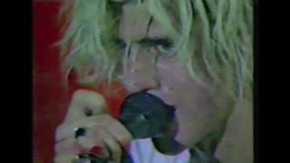 CAMPING SEX im Risiko live 1984