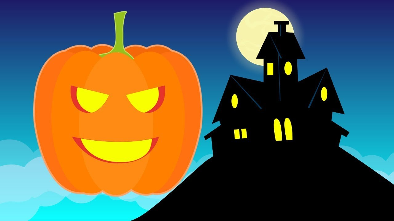 Halloween Of Halloween.Haunted House Halloween Songs For Children Little Blue Globe Band