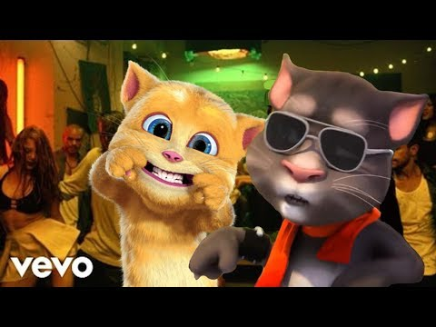 Luis Fonsi - Despacito Ft. Daddy Yankee Talking Tom