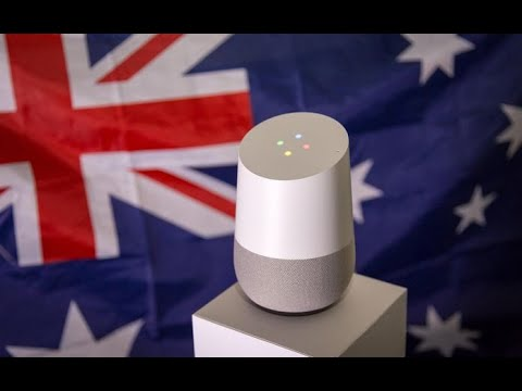 Can Google Home understand ocker Aussies?