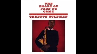 Ornette Coleman - The Shape of Jazz to Come (1959) - [Smooth Jazz Sax Recordings]