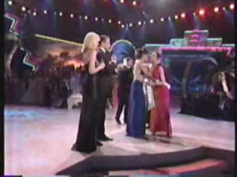 1997 miss universe farewell walk amp crowning youtube