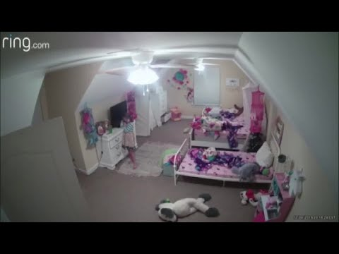image for WATCH: This Ring Camera In A Kid's Bedroom Was Hacked